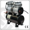 Shanghai dynair silent Oil free mini air compressorTC-196