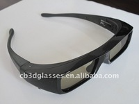 3D Active shutter glasses for computer