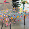 beautiful transparent plastic table cover for home