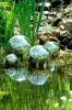 stainless steel ball for garden/lawn decoration and so on