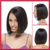 High Quality Factory Price Fashion Full Lace Wig 100%hand-tied remy hair  Accept Paypal FLW-0027