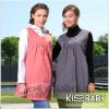 KISSBABY Radiation protection maternity wear/Tencel silver fiber two layers vest  FDB/8201S