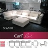 3B-52B Modern fabric sofa