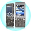"GSM Mobile Phone N6000 Quad band TV 2.2"" bluetooth china cheap new"