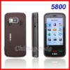 Touch Mobile Phone 5800 TV Mobile Phone Tri-band GSM Cell Phone