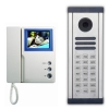 Video Door Phone with Electric Keyless Lock(ITM151I1+ ITM110D1)