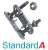 conveyor belt fastener,bolt fastener