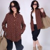 fashion coat/women clothing/ladies' casual coat