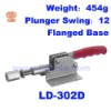 Push-Pull Handle Toggle Clamp