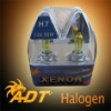 super white,H7 7500K,halogen bulb,light
