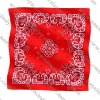 cotton scarves/cotton handkerchief/square scarves/headwear