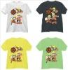 Huo Ying  T shirt cotton short sleeve