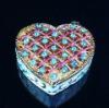 animal  jewelry box      pewter   jewelry box