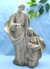 God and goddess holding the holy child in the arm statue(Religious Decoration)