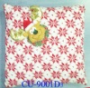 XMAS SHORT VELVET  CUSHION CU-9001D3
