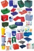 plastic household wares mould