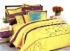 embroidery bedding set,home design,hotel linen(HC057)