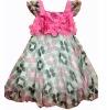 new fashion girls kids wear wholesale garment