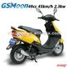 Classic model EEC/EPA petrol scooter 49cc