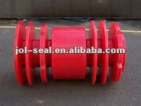 Polyurethane pipeline cleaner for Mining Machine
