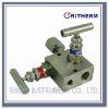 2 way valve manifold