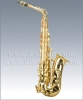 Student Saxophone Alto, Eb Key, High F#(SP1011G-Y)
