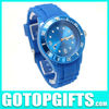 2012 fashion silicon watches