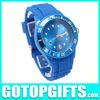 2012 fashion silicon watches