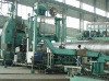 Spirally Welded Stainless Steel Pipe Mill