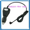 mini usb car adapter hot TXW201