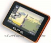 Touch Scren HD Auto GPS 4.3 Inch SW 83