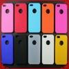 High Qaulity Fingerprint Soft Case for iPhone 5 Back Covers