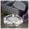Choice Crystal Collection Diamond Candle Holder