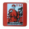 Promotional cork cup coaster