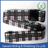 polyester luggage belt with heat transfer printing