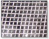 hot dip galvanized square weave mesh