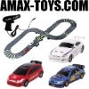 sc-920 Licensed slot car toy with Licensed slot car with 3 car available for selection, Track length: 380 cm