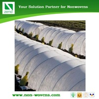 nonwoven crop cover
