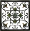 Metal flower wall art decor/ home decor