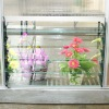 Greenhouse shutter, louver