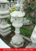 Japanese garden stone lanterns kasuga