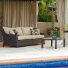 RST Delano Rattan Sofa Set garden sofa furniture