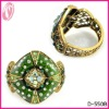 Green Jade String Bracelet