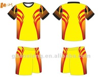 New design sublimation soccer uniform football uniform