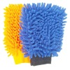chenille glove for car cleaning