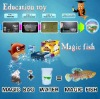 magic fish,easy play,kid toy,education toy,teaching material for kids