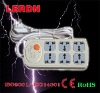 Socket with Surge Protector surge arrester