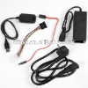 USB 2.0 to IDE SATA 2.5 3.5 Hard Drive HDD Adapter Converter Cable