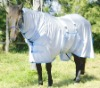 Horse blanket rug fabric/1200D pu coated Ripstop Oxford fabric