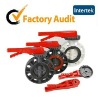 """""""XE"""" Plastic Lever Type 2"""" butterfly valve"""